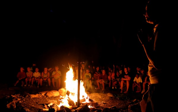 Campfire Preaching