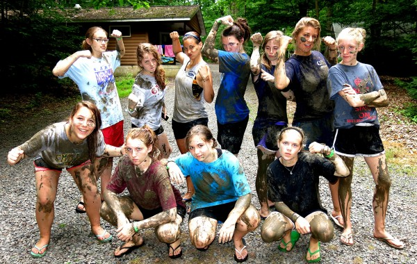 Muddy Senior High Girls