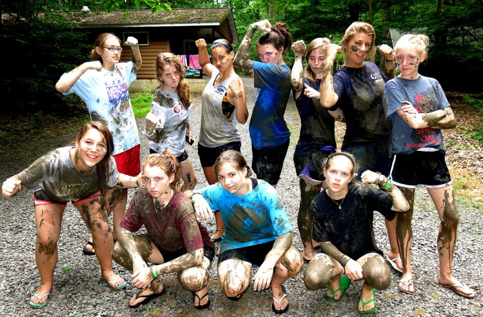 Muddy Senior High Girls