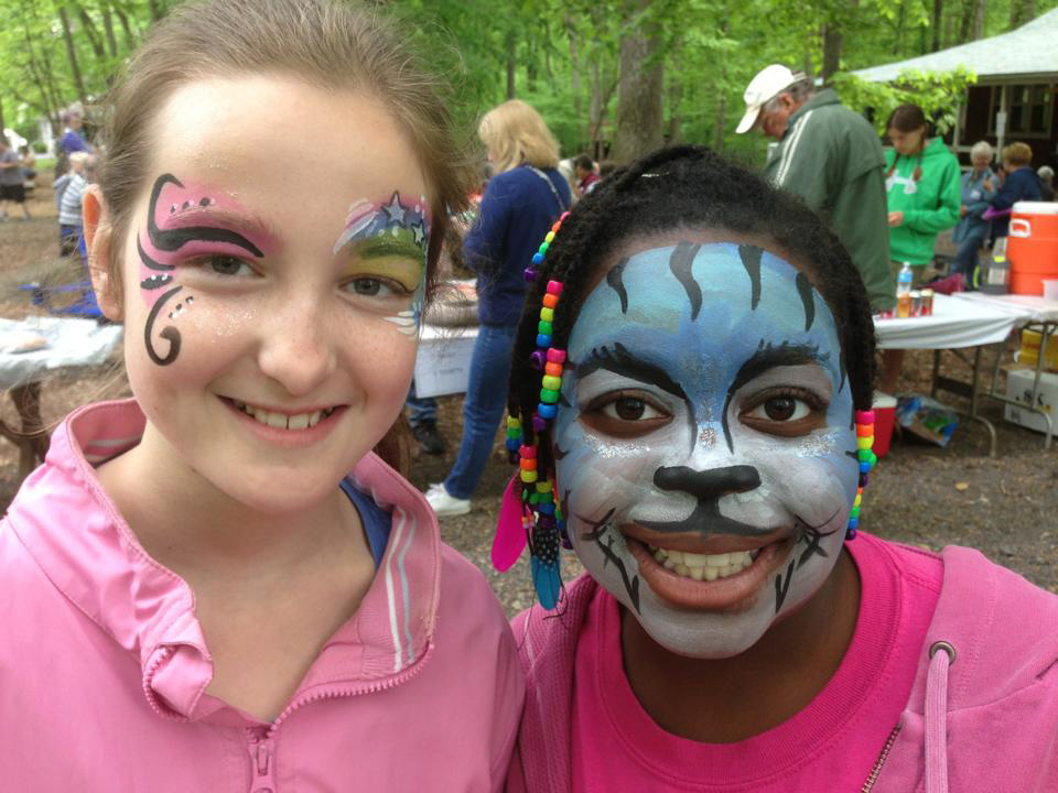 summerfest-face-painting