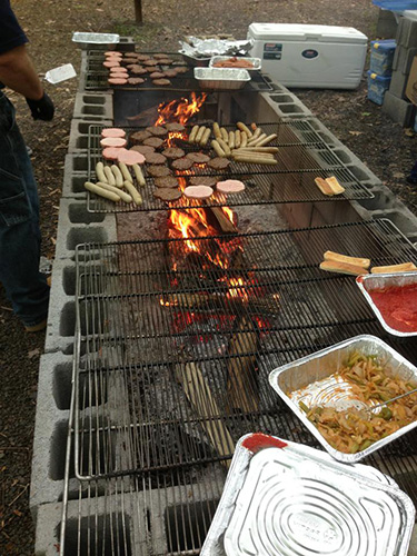 Outdoor-Cooking