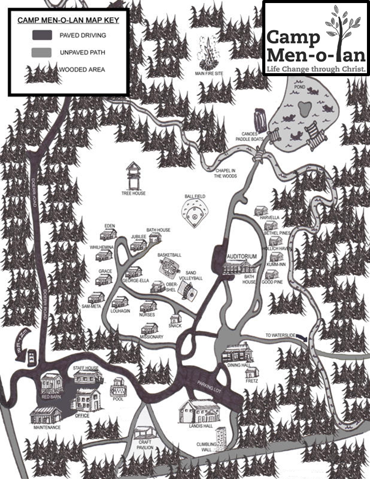 Camp Map