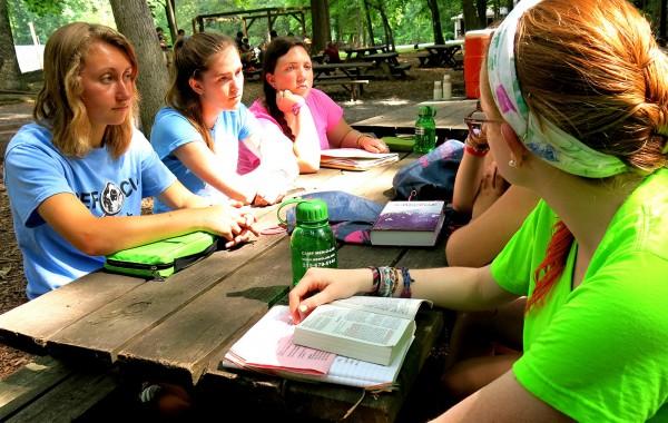 Senior High Girls Bible Lesson