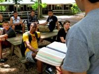 Senior High Boys Bible Lesson